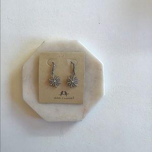 Chloe + Isabel Jewelry - NEW Chloe + Isabel Starburst Petite Drop Earrings